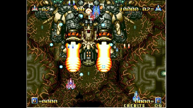 ACA NEOGEO ALPHA MISSION II screenshot 10752
