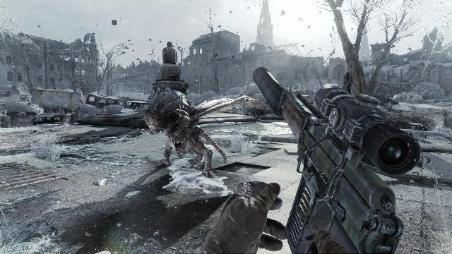 Metro 2033 Redux screenshot 1494