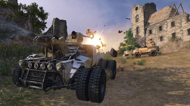 Crossout screenshot 11073