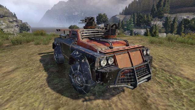 Crossout screenshot 11074