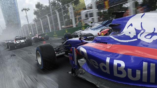 F1 2017 screenshot 12420