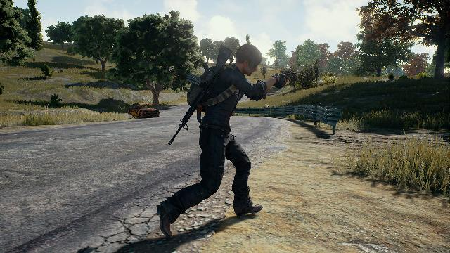 PlayerUnknown's Battlegrounds screenshot 11000