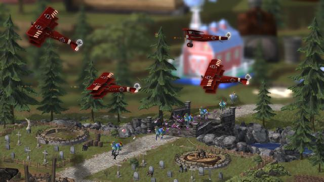 Toy Soldiers: War Chest screenshot 1402