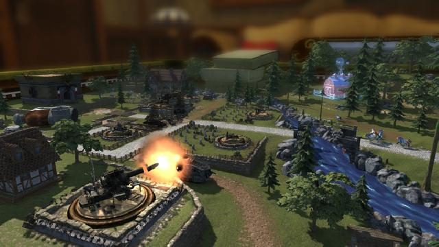 Toy Soldiers: War Chest screenshot 1403