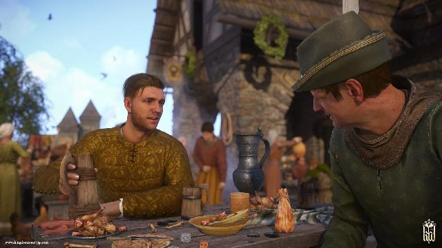 Kingdom Come: Deliverance Screenshots, Wallpaper