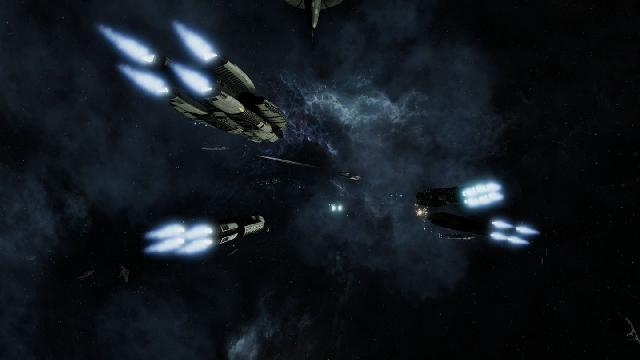 Battlestar Galactica Deadlock screenshot 13282