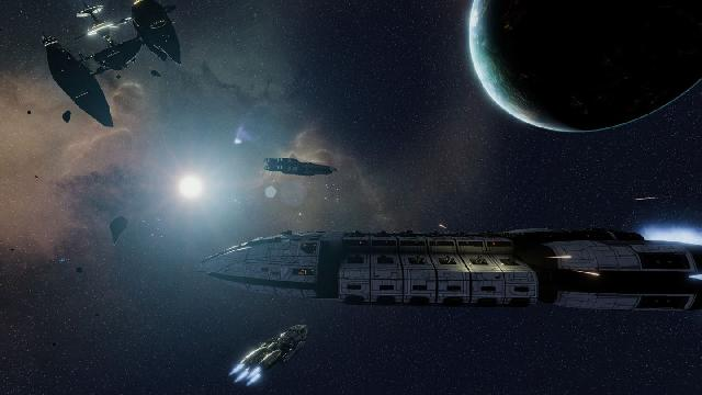 Battlestar Galactica Deadlock screenshot 13283
