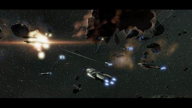 Battlestar Galactica Deadlock screenshot 13284