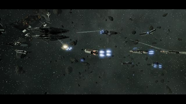 Battlestar Galactica Deadlock screenshot 13288