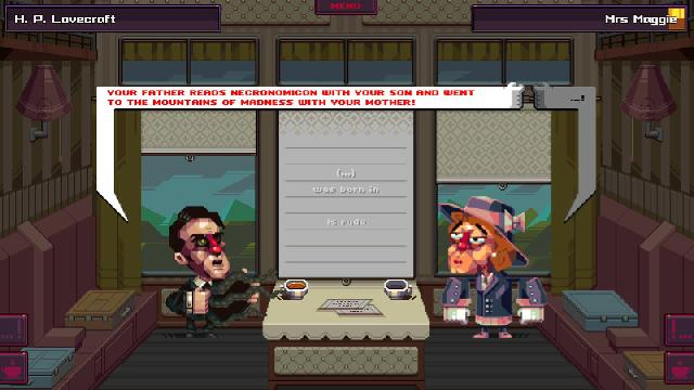 Oh...Sir! The Insult Simulator Screenshots, Wallpaper