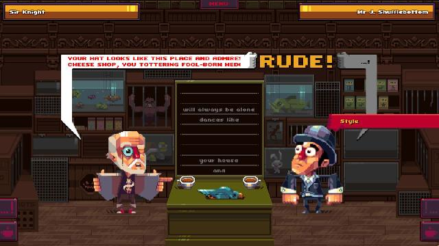 Oh...Sir! The Insult Simulator screenshot 11847