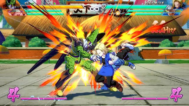 DRAGON BALL FighterZ screenshot 13679