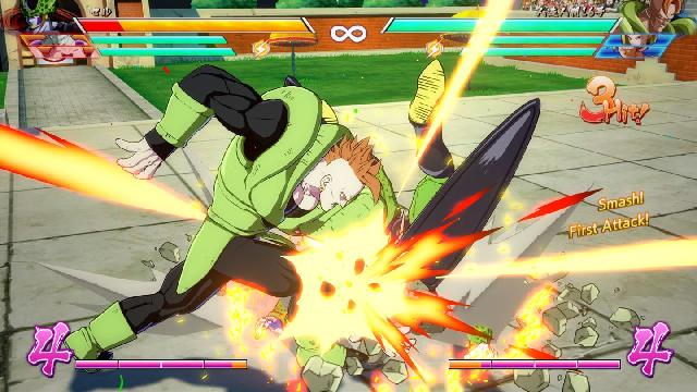 DRAGON BALL FighterZ screenshot 13682