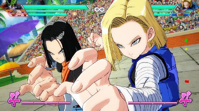 DRAGON BALL FighterZ screenshot 13684
