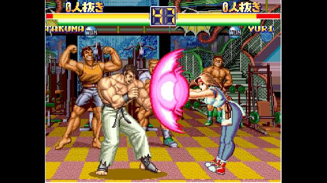 ACA NEOGEO: Art of Fighting 2 screenshot 11313