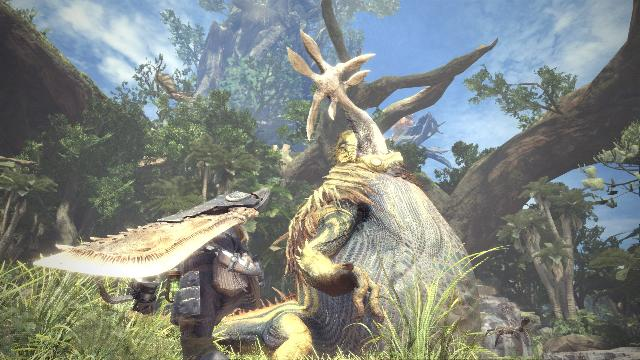Monster Hunter: World screenshot 11343