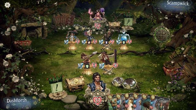Fable Fortune Screenshots, Wallpaper