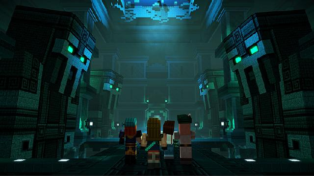 Minecraft: Story Mode Season Two screenshot 11374