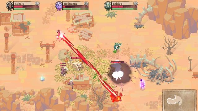Moon Hunters screenshot 11377