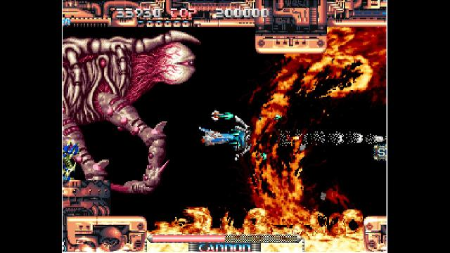 ACA NEOGEO: Pulstar screenshot 11463