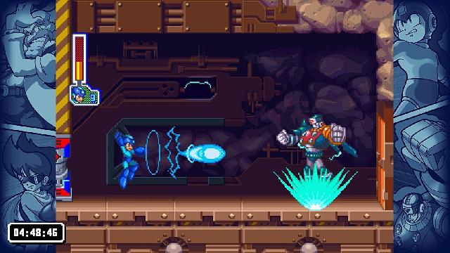Mega Man Legacy Collection 2 screenshot 11555