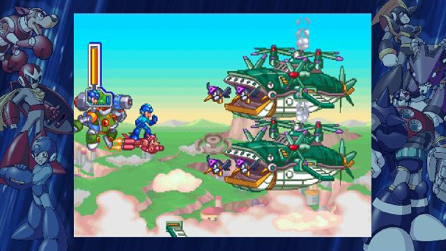 Mega Man Legacy Collection 2 screenshot 11904