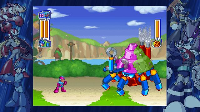 Mega Man Legacy Collection 2 screenshot 11907