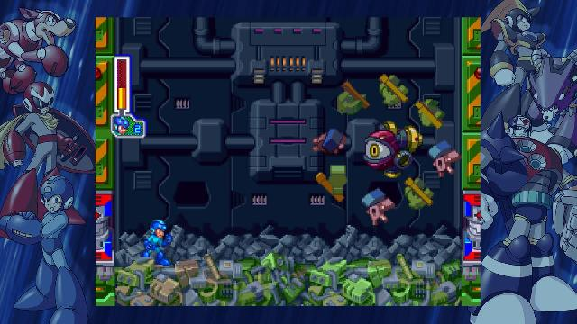 Mega Man Legacy Collection 2 screenshot 11908