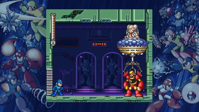 Mega Man Legacy Collection 2 screenshot 11909