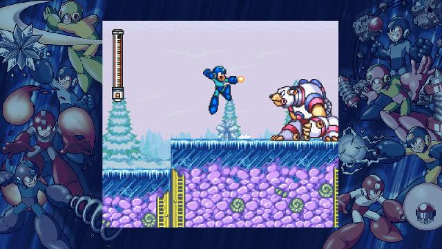 Mega Man Legacy Collection 2 screenshot 11912