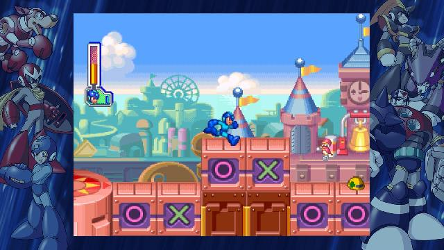Mega Man Legacy Collection 2 screenshot 11913