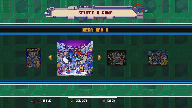 Mega Man Legacy Collection 2 screenshot 11916