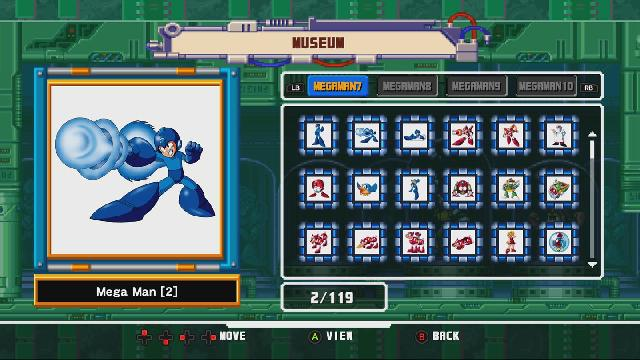 Mega Man Legacy Collection 2 screenshot 11917