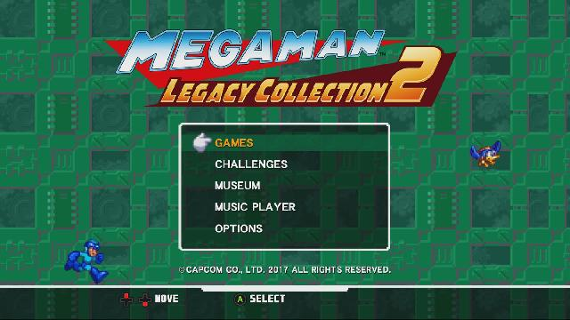 Mega Man Legacy Collection 2 screenshot 11921