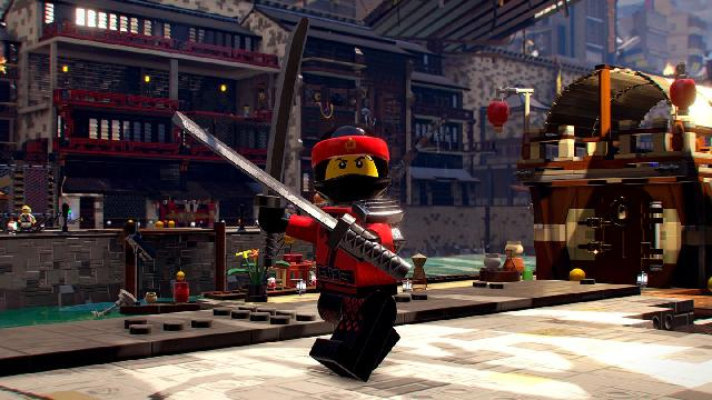 The LEGO Ninjago Movie Video Game screenshot 12549