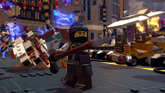 The LEGO Ninjago Movie Video Game screenshot 12553