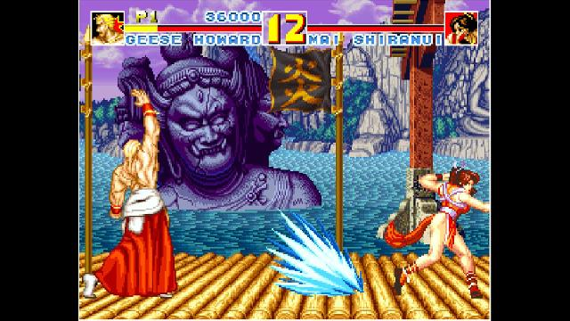 ACA NEOGEO: Fatal Fury Special Screenshots, Wallpaper