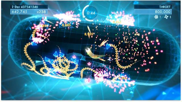 Geometry Wars 3: Dimensions Screenshots, Wallpaper