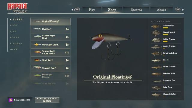Rapala fishing pro series screenshots image 12409 for Rapala fishing pro series