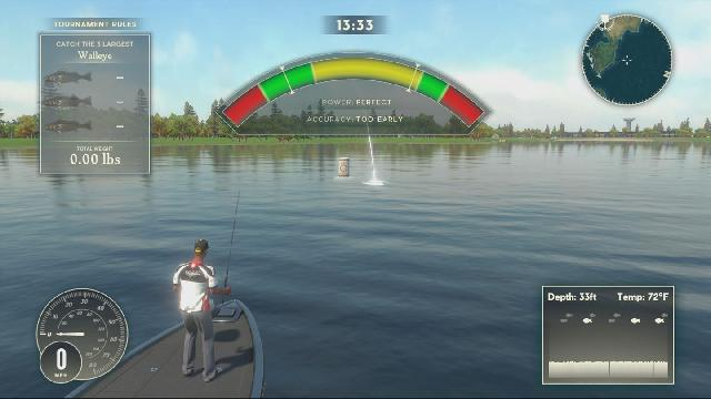 Rapala Fishing Pro Series screenshot 12404