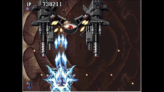 ACA NEOGEO: Aero Fighters 2 screenshot 11818