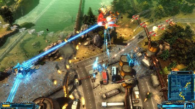 X-Morph: Defense screenshot 11868