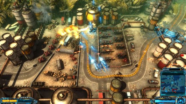 X-Morph: Defense screenshot 11869