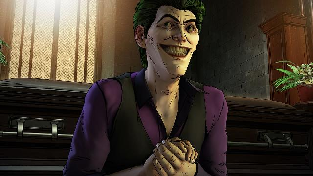 Batman: The Telltale Series - The Enemy Within Screenshots, Wallpaper