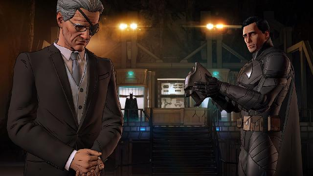 Batman: The Telltale Series - The Enemy Within screenshot 11898