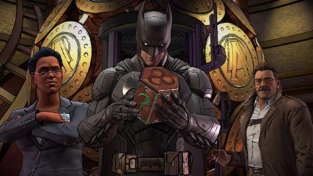 Batman: The Telltale Series - The Enemy Within screenshot 11899