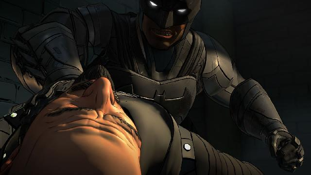 Batman: The Telltale Series - The Enemy Within screenshot 11900