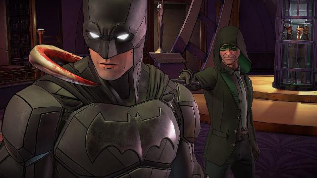 Batman: The Telltale Series - The Enemy Within screenshot 11902