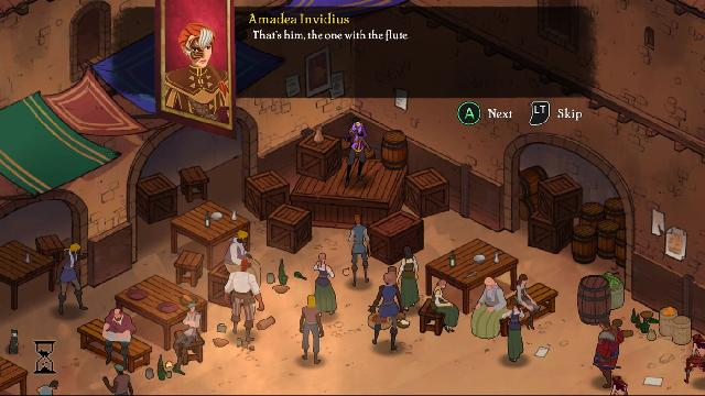 Masquerada: Songs and Shadows screenshot 25995