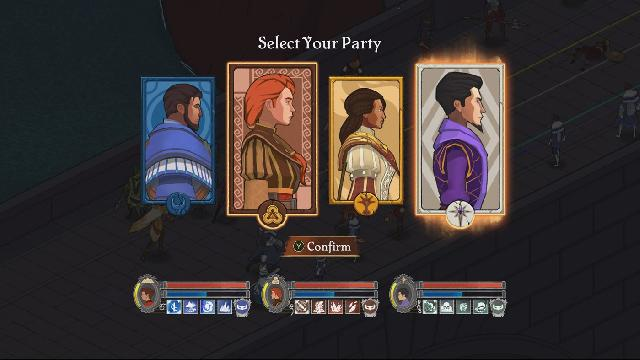 Masquerada: Songs and Shadows screenshot 25991